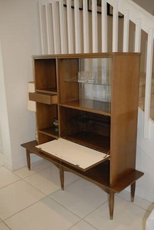 24 Best Images About Mid Century Hutch On Pinterest