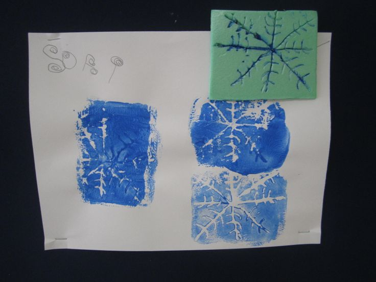 "Sent from the Bright Horizons at Brickstone in Andover MA: ""As we explored winter, we read Kenneth Libbrecht's, The Secret Life of a Snowflake. We looked at magnified photographs of snowflakes on our Smart Board. We counted how many sides each snowflake had and noticed a pattern.  Every snowflake has six sides! We learned about a six sided shape called a hexagon.  We also learned how to make a snowflake by drawing three intersecting lines."" What a great learning activities!"