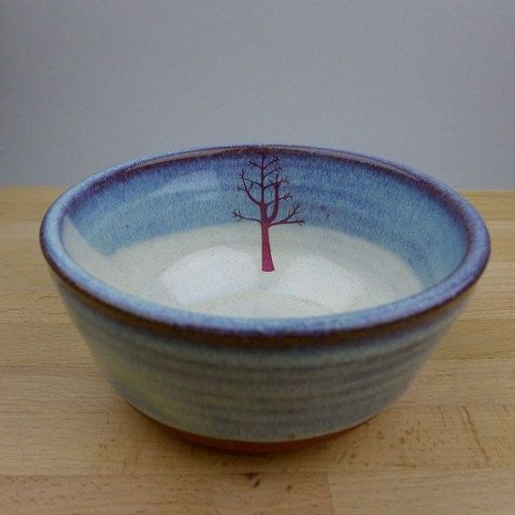 Small Pink Tree Bowl by JuliaSmithCeramics on Etsy, £14.00 (2 bowls). I bought a mug from this shop and the designs are so unique and beautiful the owner is lovely and very helpful. Here is her official website for more designs that may not be offered on Etsy : http://www.juliasmithceramics.com