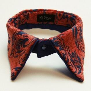 #tarz #original #interesting #tasarım #moda #tasarımcı #design #style #fashion #blue #red #orange #collar #yaka #different #unique #velvet