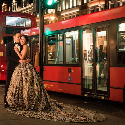 Foto gaun & busana pernikahan oleh Jessica Tjiptoning