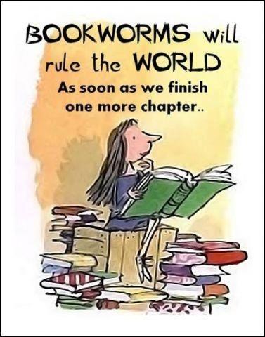 Matilda by Roald Dahl.