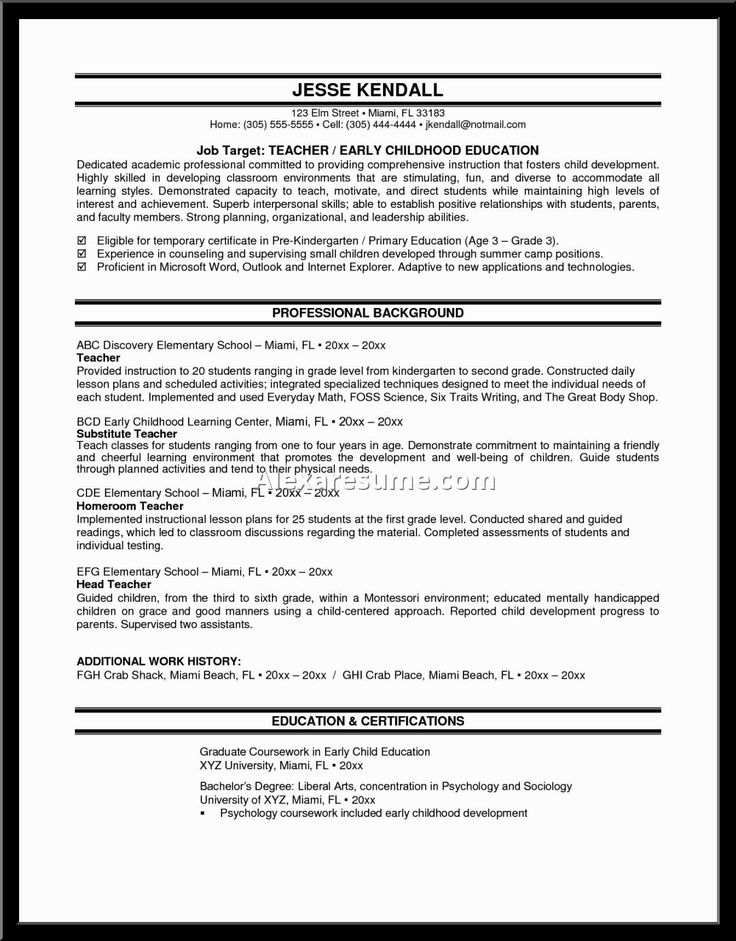 early childhood education cover letter sample basic job basic job  appication letter sample resume