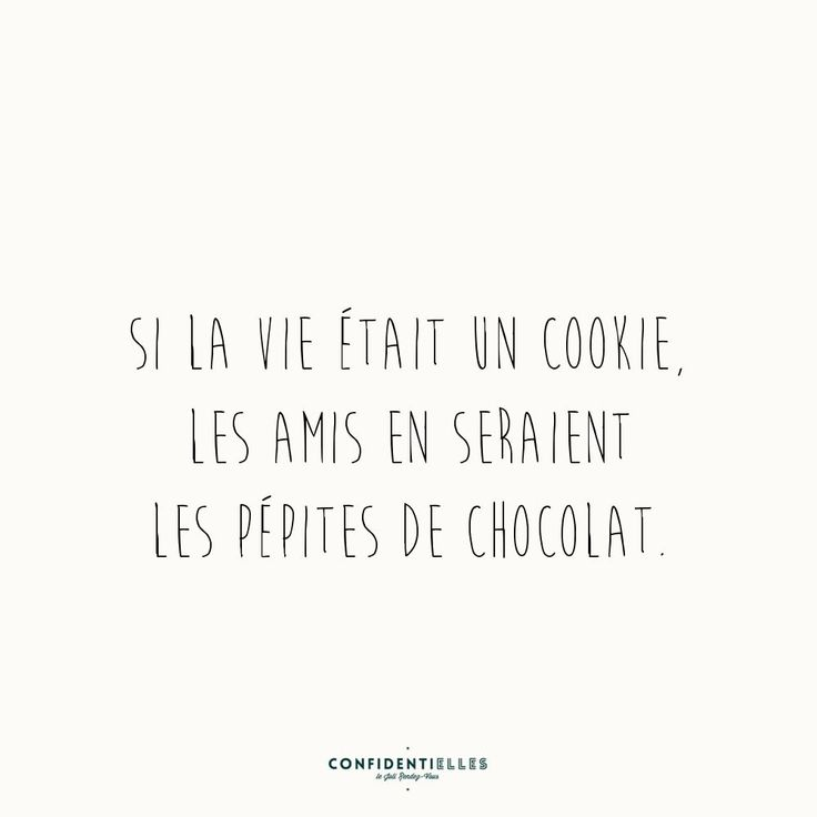 My Little Paris - Si la vie était un cookie, les amis on serait les pépites de chocolat