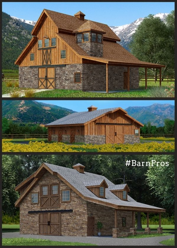 Barn Pros Eldorado Architectural Stone Farm Amp Ranch