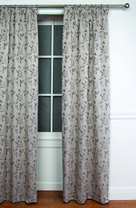 Lounge drapes