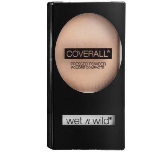 wet n wild coverall presses powder medium 825b wet n wild coverall presses powder medium 825b Makeup Face Powder