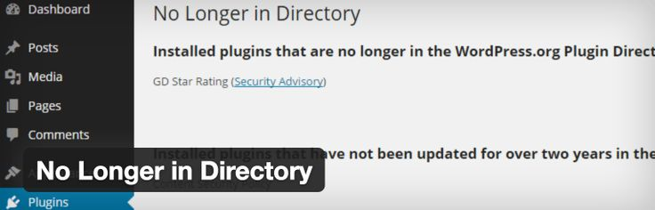 How to Check if Installed Plugins Are No Longer in the Plugin Directory via wptavern