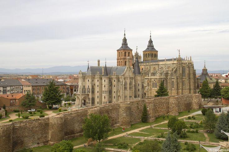 Astorga, León, Camino de Santiago