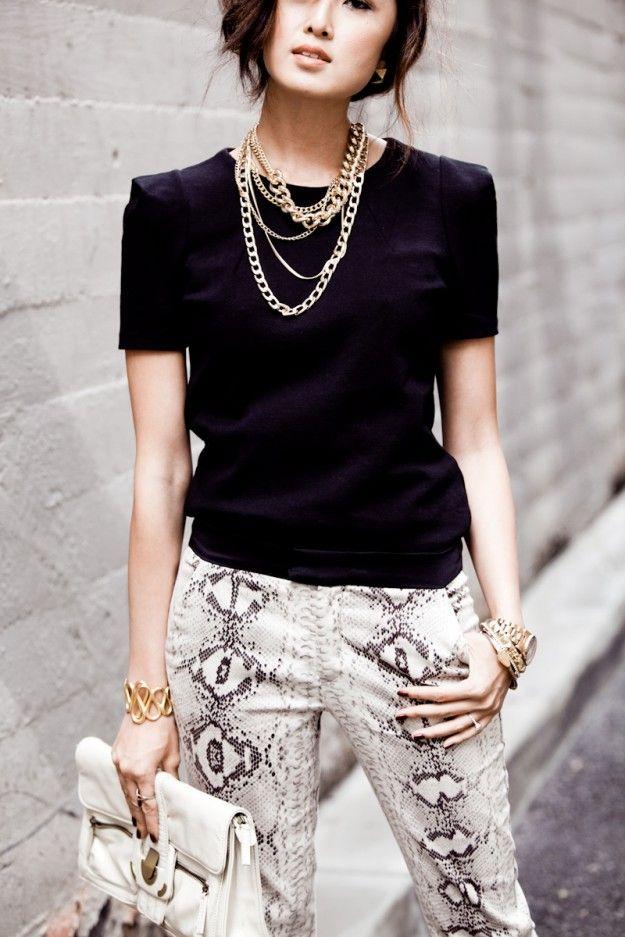snake pants? want.