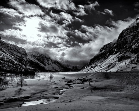 'Hunnedalen' by studio-toffa on artflakes.com as poster or art print $18.02