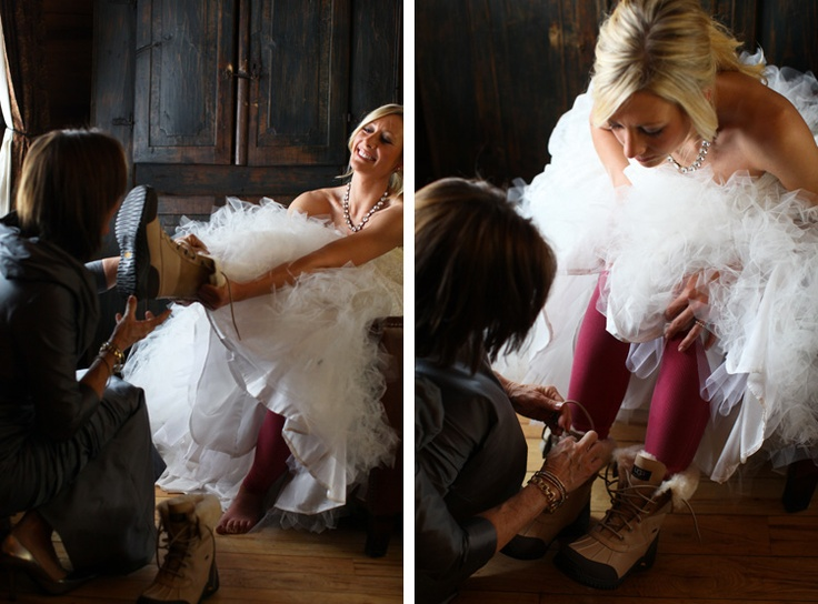 Sorel Boots Winter Wedding Cause Who Wouldnt Want To Wear Their SORELs