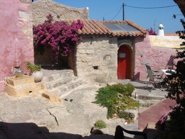 Amazing house we rented on Kythera