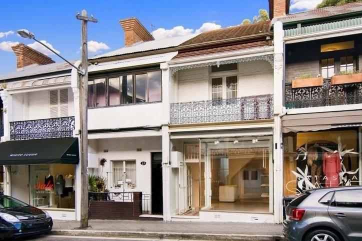 William Street, Paddington, Sydney