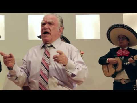 This is what happens when a Jewish Chazzan joins a Mexican Mariachi Band – Israel Video Network