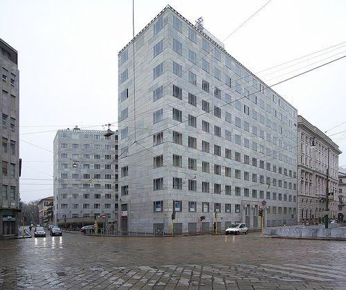 Palazzo Montecatini gio ponti - Google-Suche