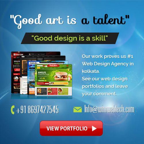 See our one of the creative website designs. All the credits go to our proficient designers.
