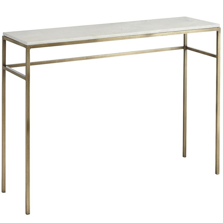 Ethel Marble Top Console Table | Pier 1 Imports
