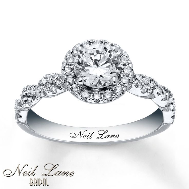 Neil Lane Engagement Rings | Kay   Neil Lane Engagement Ring 1 1/3 Ct
