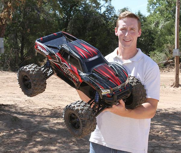 Rc Car Action Exclusive Traxxas Announces All New X Maxx And We