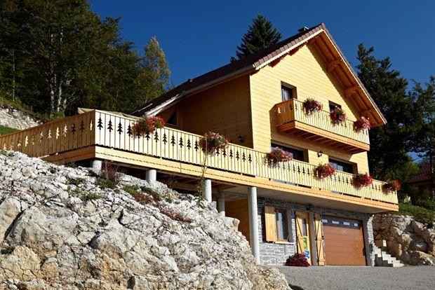 Location vacances Foncine le Haut. Annonces de location saisonnière de vacances à Foncine le Haut en Jura de particuliers.