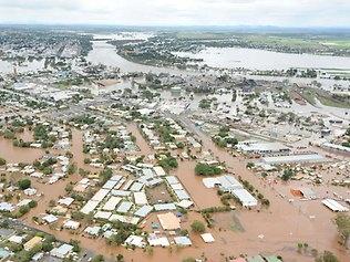 DISASTER SCENARIOS: Flood disaster engulfs two states