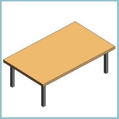 412 best urbim revit components images on pinterest for Sofa table revit