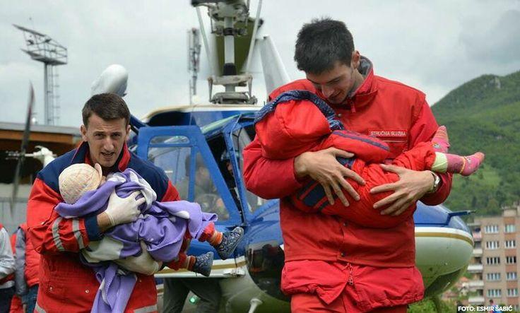 #FLOODS in Serbia,Bosnia,Croatia 2014    #BRAVE #RESCUERS