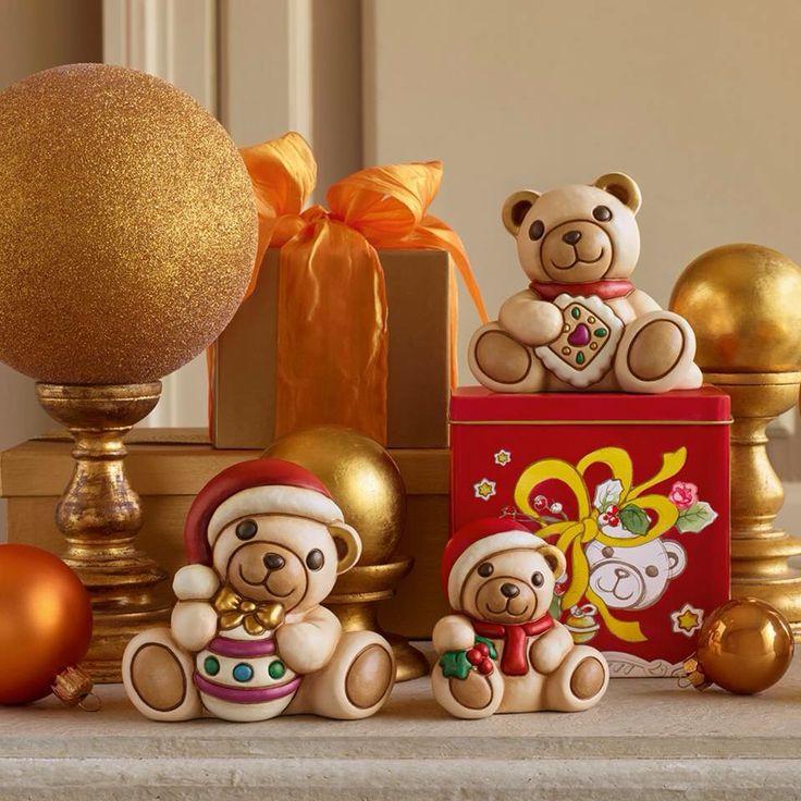 #TeddyDream continua a regalare sorrisi... Scopri i nuovissimi orsetti #Thun per un regalo d'amore!!!