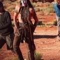 Johnny Depp - The Lone Ranger