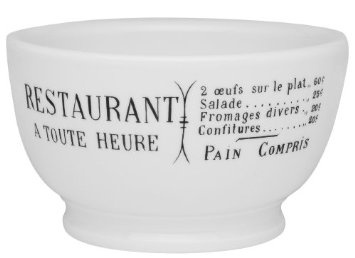 Pillivuyt Brasserie - my dishware