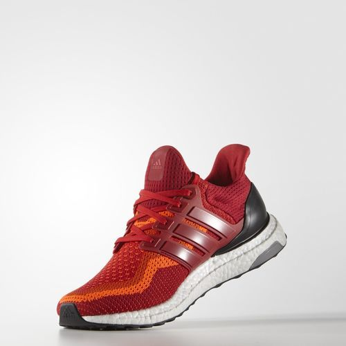 adidas Ultra Boost Shoes - Red | adidas US