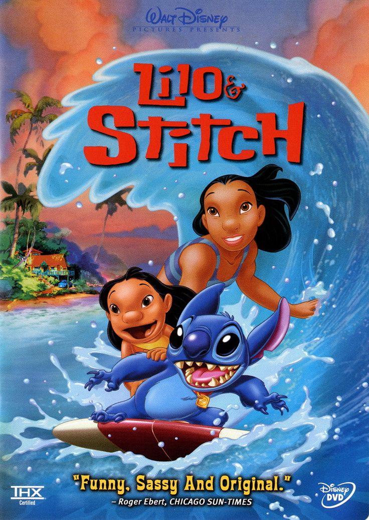 Lilo & Stitch (2002) Un film di Dean DeBlois, Chris Sanders. Animazione, Ratings: Kids, durata 94 min. - USA 2002