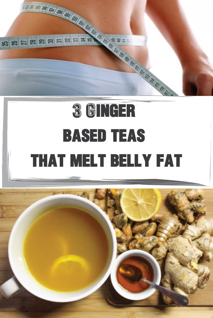 3 Ginger based teas that melt belly fat Bets Weight Loss Tea, Get it here !!!