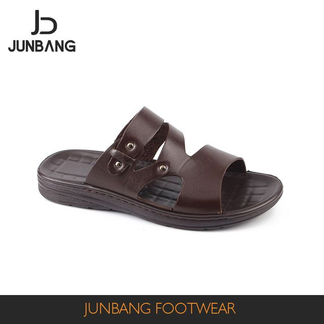 e118b37abd21b0 Source Most popular pu man slippers and sandals for South America on  m.alibaba.com