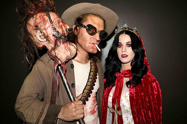 Halloween: os melhores disfarces dos famosos (galeria)