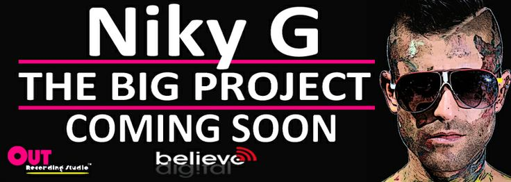 The Big Project! COMING SOON!