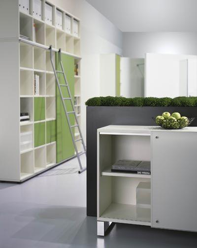 Basic S storage | Contemporary office storage