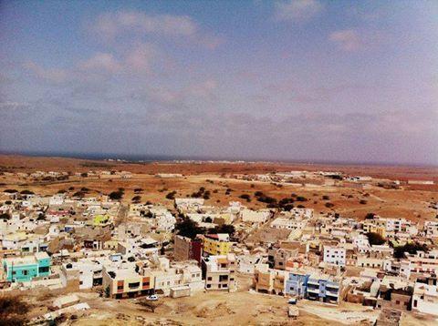 Uitzicht Kaapverdië (Photo: Jolijn Janssen)