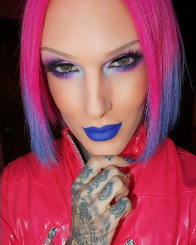 New summer look Jeffree star