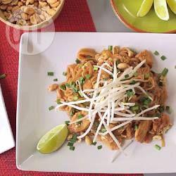 Pad Thai met kip @ allrecipes.nl