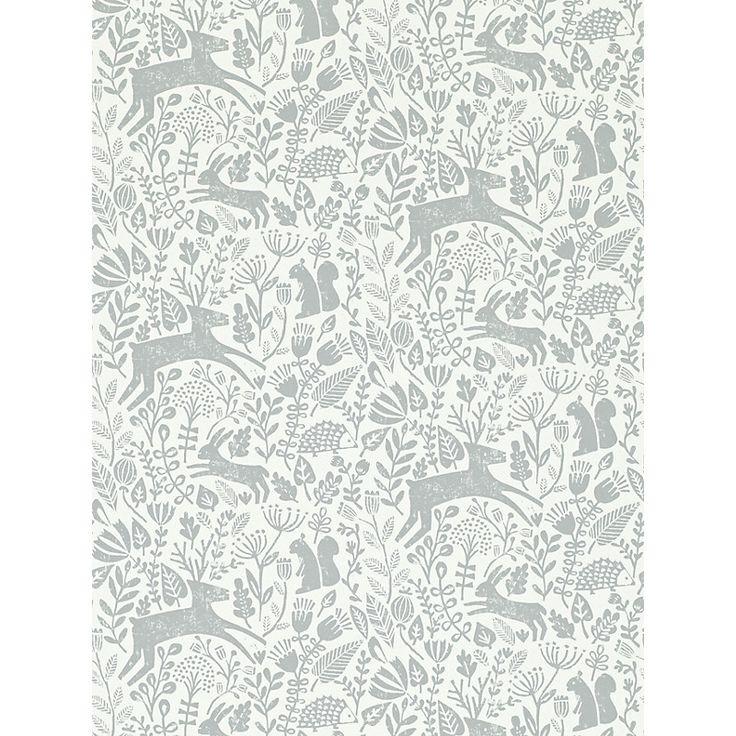 Scion Kelda Wallpaper | John Lewis