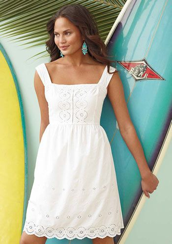 1000  images about White Eyelet Dresses on Pinterest | Christian ...