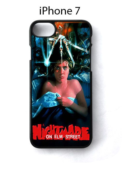Nightmare On Elm Street Movie iPhone 7 Case Cover - Cases, Covers & Skins
