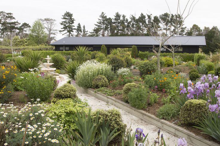 Sunken garden Nov 2015