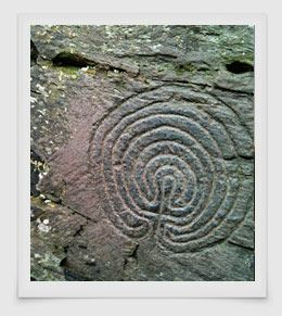 Celtic stone carving                                                                                                                                                      More