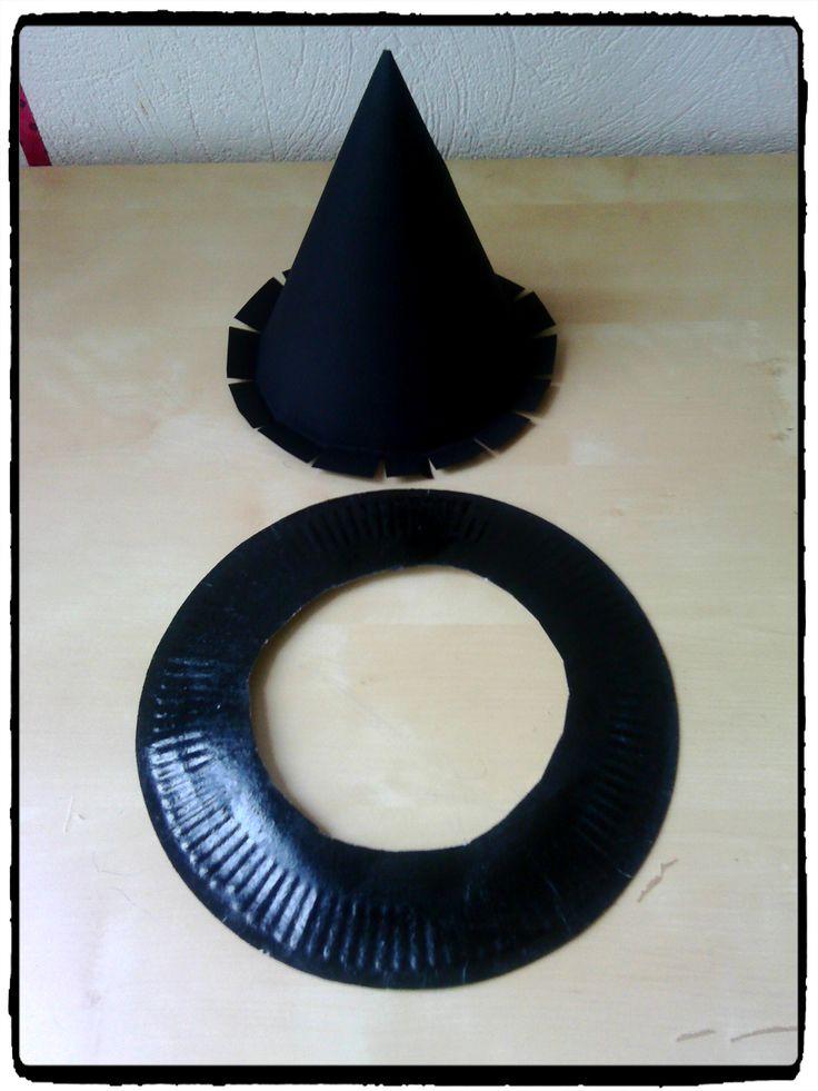 Nos chapeaux de sorciers et sorcières – Mes humeurs créatives by Flo