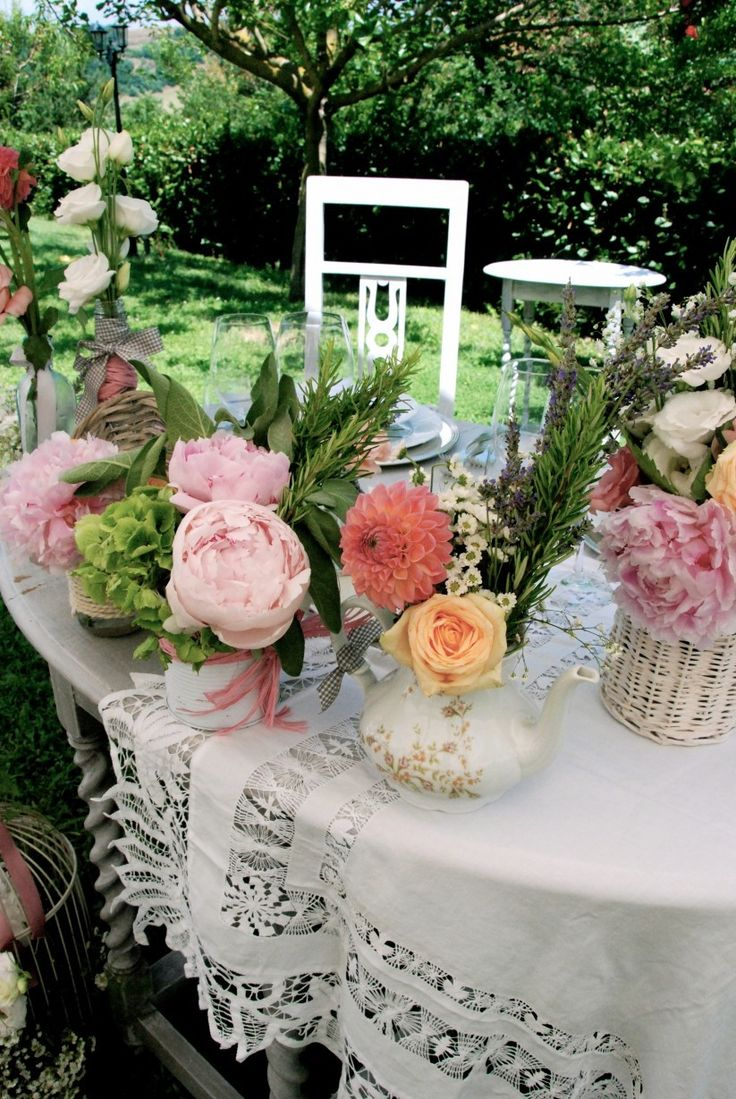 Come Organizzare Un Matrimonio Country Chic : Best images about stile shabby on pinterest chabby