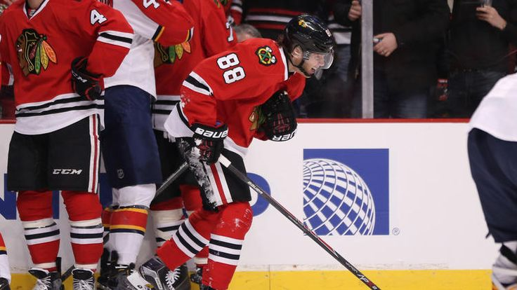 Patrick Kane out for season.