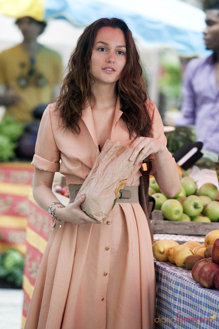 Leighton Meester, muy elegante en la película 'Monte Carlo'